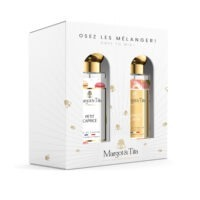 """Gift box duo MIX AND MATCH 2 30ml perfumes """"Little whim"""" and """"Scarlett&Jayne"""" by Margot&Tita. Discover a sweet and floral meeting."""