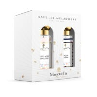 """Gift box duo MIX AND MATCH 2 30ml perfumes """"Would you like to marry me"""" and """"Ocean's view"""" by Margot&Tita. Discover a floral and aquatic meeting."""